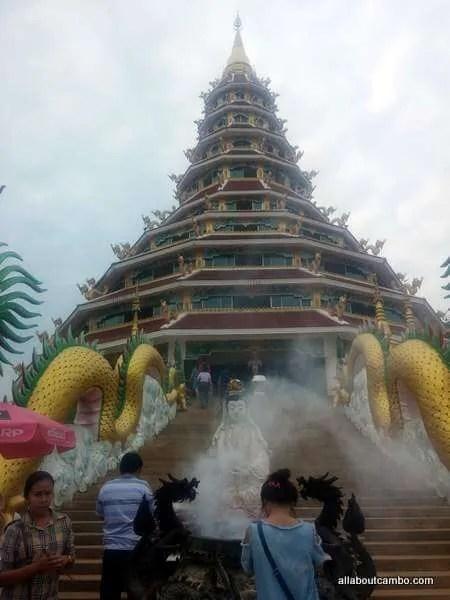 Храм Гуанин в Тайланде