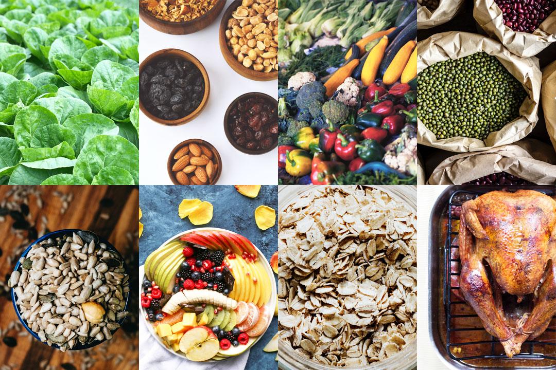 Endometriose Ernährung: Lebensmittel die Periodenbeschwerden lindern