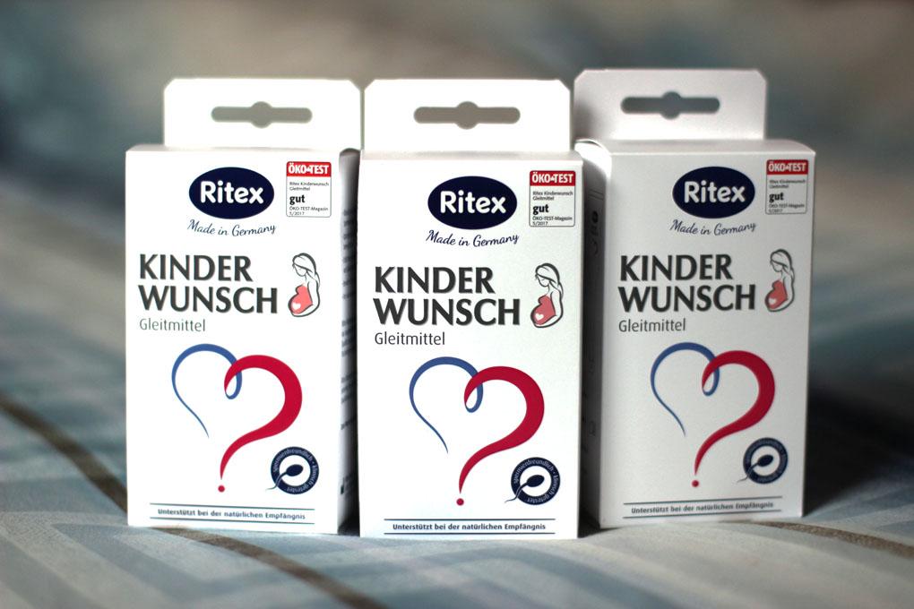 Gewinnspiel Ritex Kinderwunsch Gleitmittel