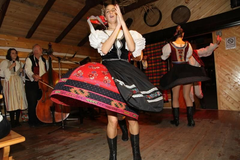 Czech Folklore Evening Party with Dinner