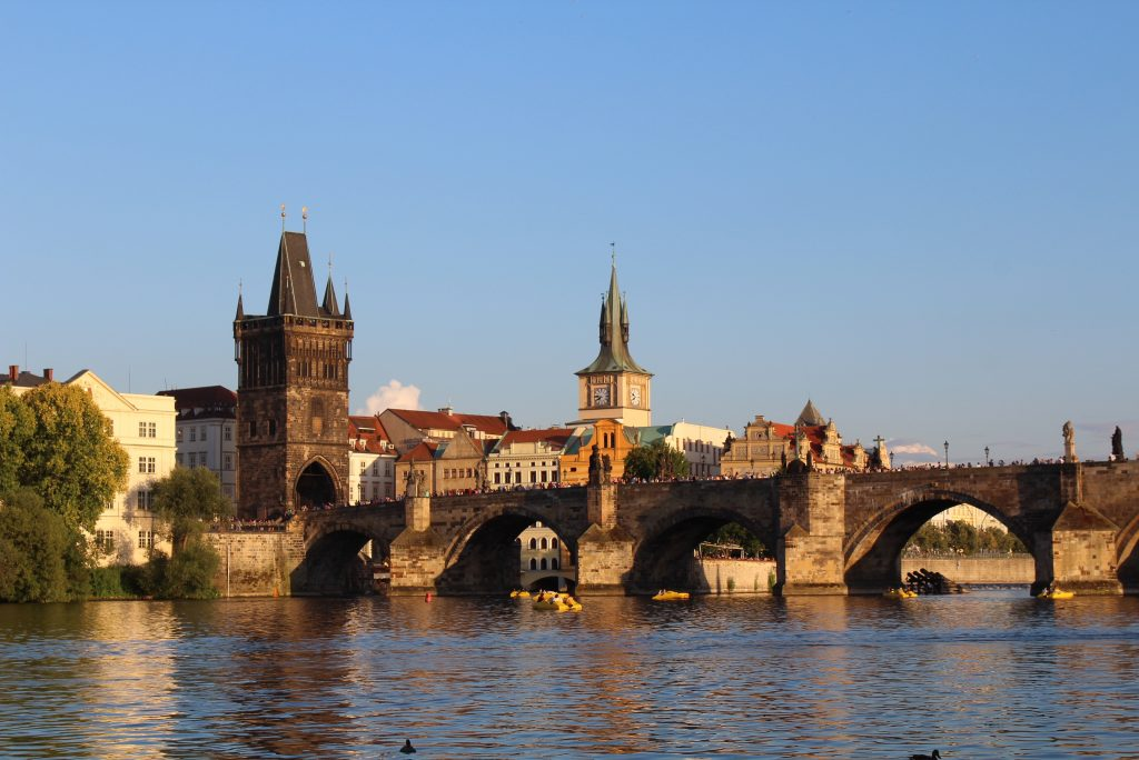 Prague: A fairy tale city in the heart of Europe