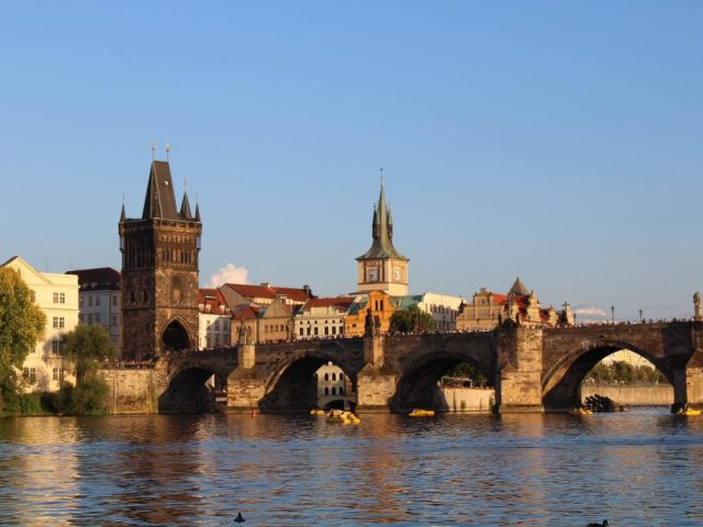 Prague A fairy tale city in the heart of Europe