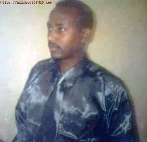 abiy ahmed as a young man
