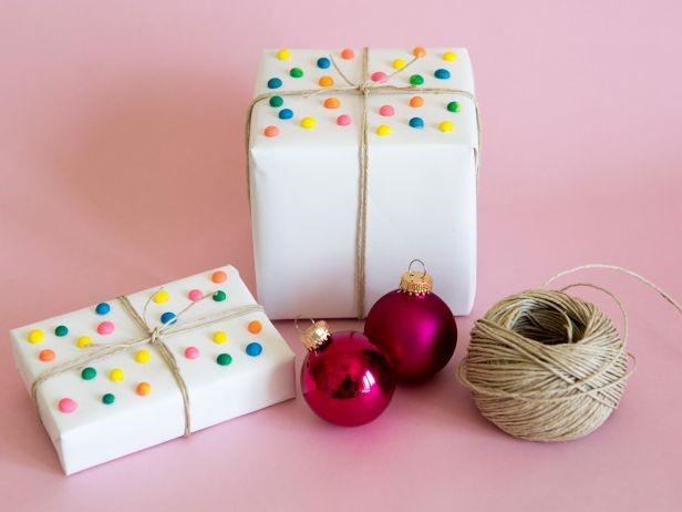 DIY Gift Wrap