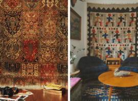 6 Carpets That Are As Effective Off The Floor As They Are On It
