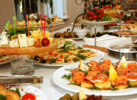 Turn Your House Party Gourmet With These 5 Amazing Caterers