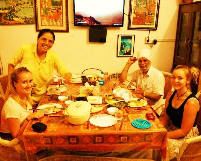 culinary vacations in India