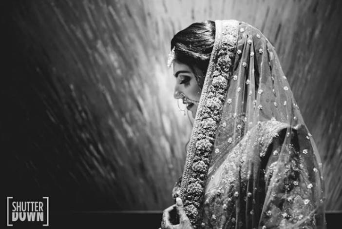 indian bridal portraits