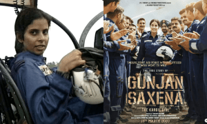 A Fascinating Tale Of Bravery And Shattering Stereotypes: Meet The Real Gunjan Saxena
