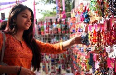 Diwali melas in Delhi