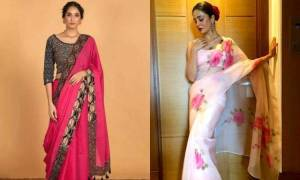 10 Brands Where You Can Buy Gorgeous Sarees Online For Diwali