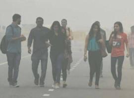skin care in smog