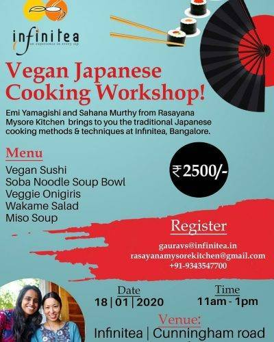 weekend events in Bangalore