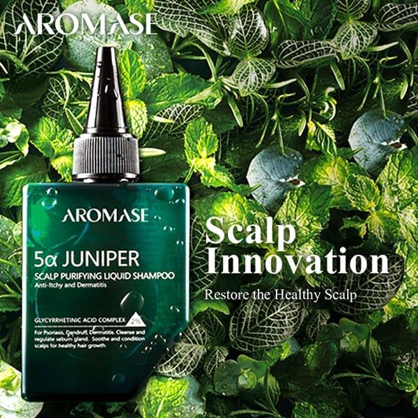 aromase 5a juniper problemi cuoio capelluto all about fuffa