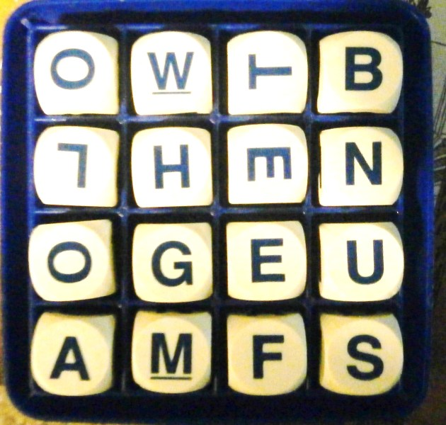 The Original 1972 Game of Boggle     All About Fun and Games parker brothers vintage game of boggle