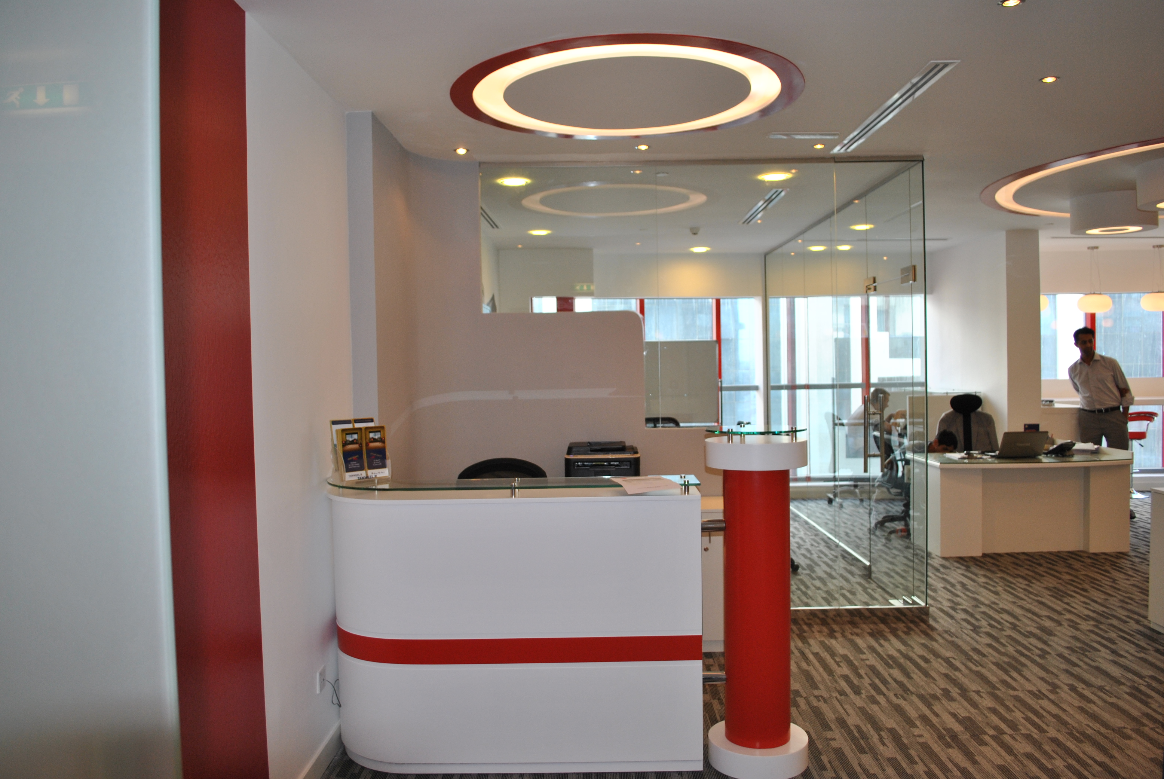 Designing Office Interiors