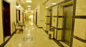 Corridor - Photo Courtesy www.booking.com
