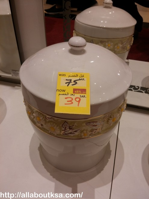 Beautiful ceramic pot for just 39 after discount !!!