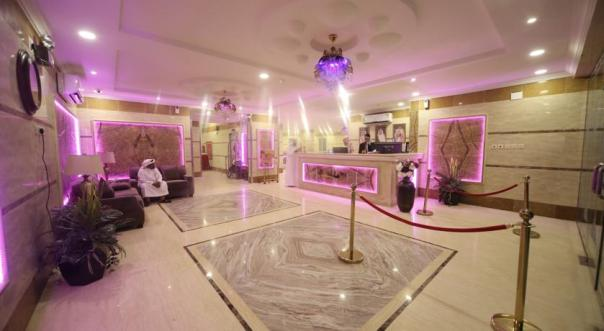 Jeddah Shadow Hotel Suite - Lobby - courtesy www.booking.com