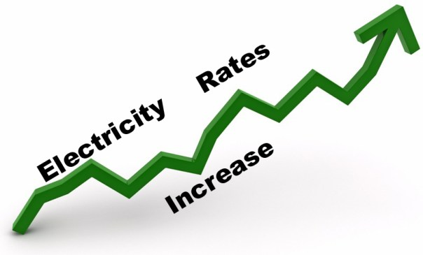 Electricity Tariff Increase