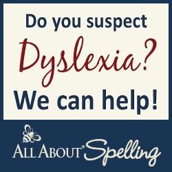 AAS - Symptoms of Dyslexia Checklist