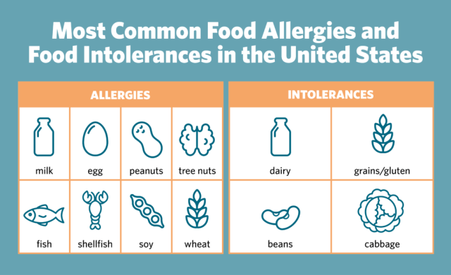 food_allergy_vs_intolerance_Most_Common