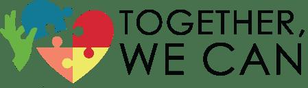 together we can - light bg
