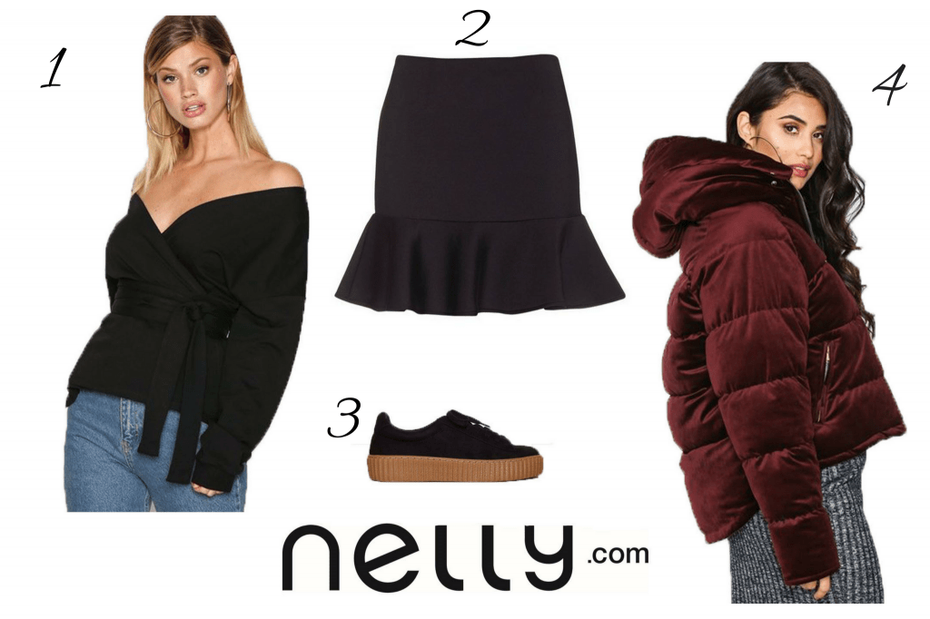 nelly outfitpost ootd outfit ideas february favorites clothing collage fashion inspo