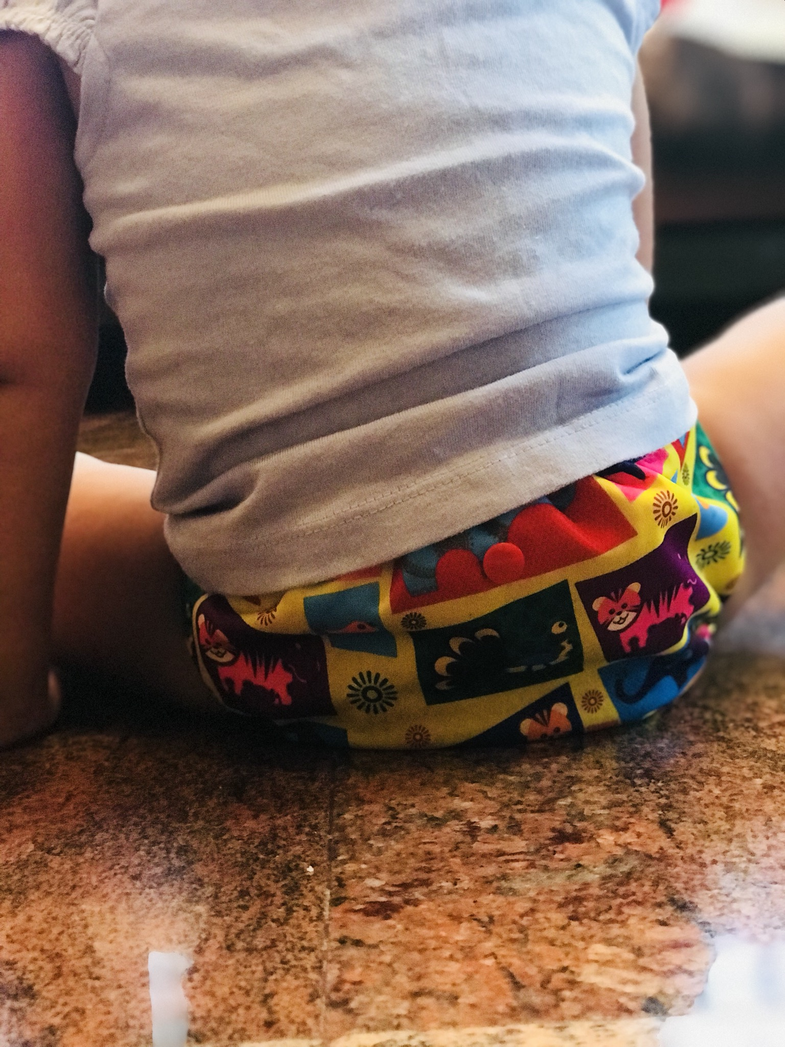 Superbottoms: Let your little one create a style statement while diapering