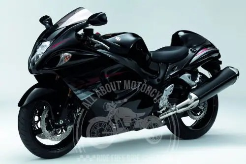 Suzuki Hayabusa top ten fastest motorcycle in the world
