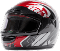Typhoon Electric Heated - best snowmobile helmet