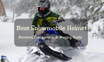 Best Snowmobile Helmets – Reviews, Comparison & Buying Guide