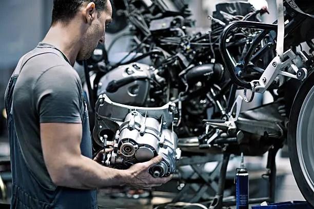 Motorcycle Maintenance Tips
