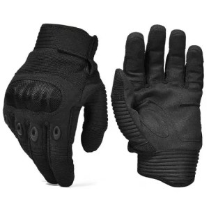 Army Military Hard Knuckle Tactical Combat Gloves Motorcycle Motorbike ATV Riding Full Finger Gloves for Men