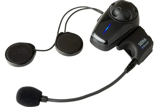 Sena SMH10-10 Motorcycle Bluetooth Headset