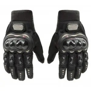 Tcbunny Pro-biker Motorbike Carbon Fiber Powersports Racing Gloves