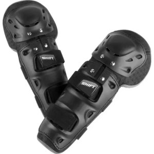 Shift Racing Enforcer Adult Knee or Shin Guard Motocross Motorcycle Body Armor