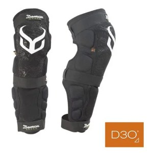 Demon D3O Hyper Knee & Shin Mountain Bike Knee Pads