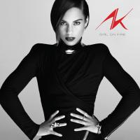 Alicia Keys Girl on Fire 2012