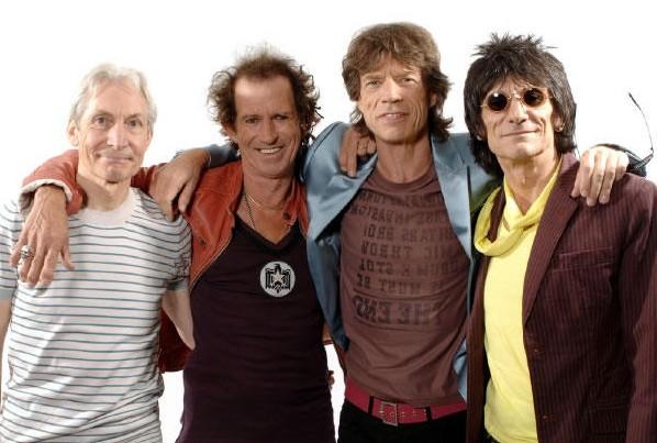 OLiS: The Rolling Stones awansują na szczyt zestawienia