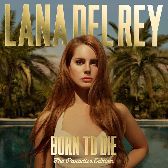 LANA DEL REY paradise edition