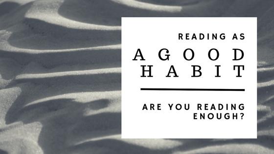 reading-as-a-good-habit