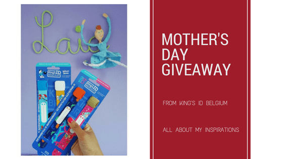 Mother's Day Giveaway from King's ID Bracelet