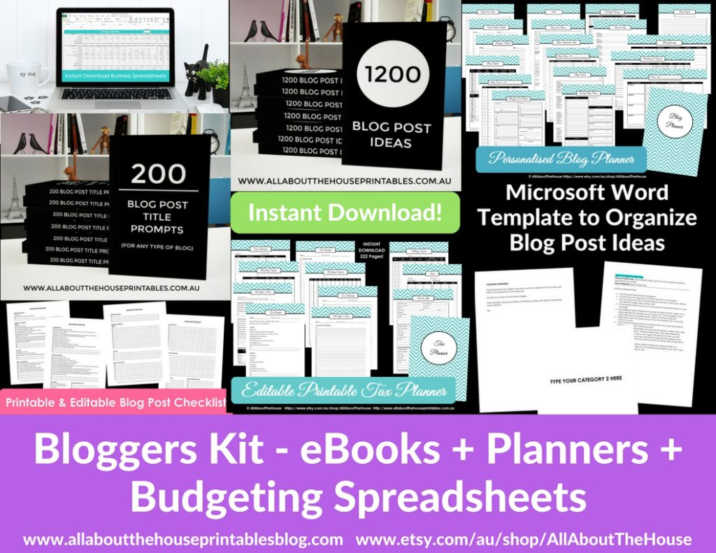 How To Keep Blog Post Ideas Organized And Color Coded