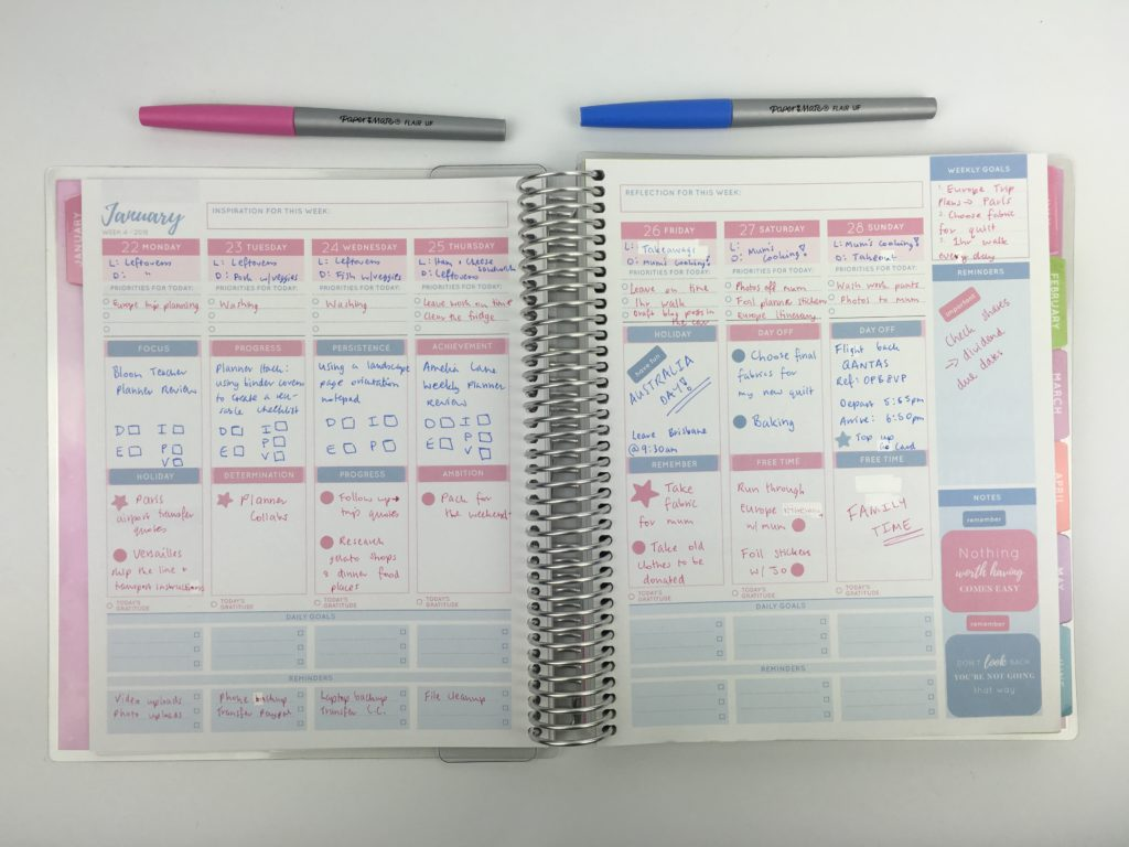 Best Weekly Planners For Under 50 Roundup