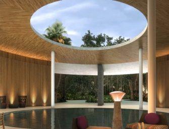 New hotel in the Riviera Maya: Andaz Mayakoba Resort