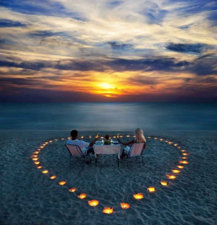 Romantic Things To Do At The Beach