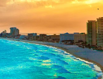 Cancun leads destinations for solo travelers