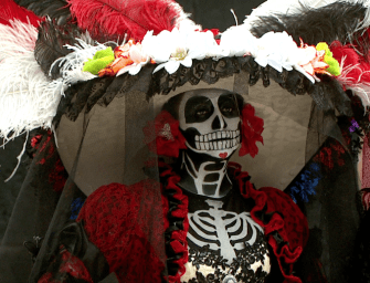 Mexico Kicks Off Week of Celebrations for Day of the Dead