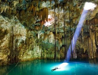 Ecotourism comes to Mexico's Yucatan peninsula